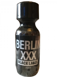 Berlin XXX Black Label Poppers.ee